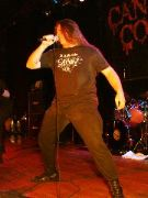 George Fisher of Cannibal Corpse