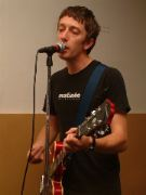 Marty Donald of The Lucksmiths