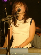 Yuki Chikudate of Asobi Seksu