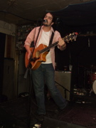 Andrew Ashby of The Caves