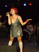 Christine Chung of Little Red & the Hoods