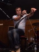 Sonny Votolato of Sarah Shannon's band