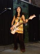 Atsuko Yamano of Shonen Knife