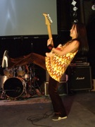 Naoko Yamano of Shonen Knife
