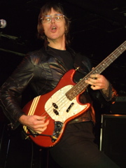 Chris Murphy of Sloan