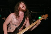 Jesse Newman of O'Death