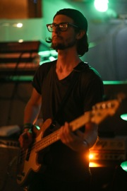 Brian Klein of Josh Berwanger Band