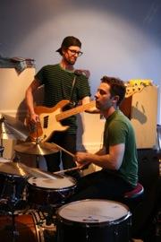 Brian Klein and Jesse Petas of Josh Berwanger Band