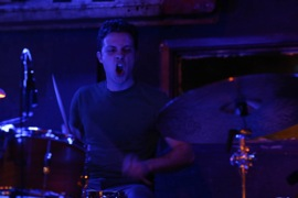 Jesse Petas of Josh Berwanger Band