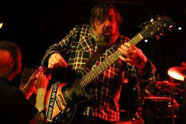Jimmy Bower of EYEHATEGOD