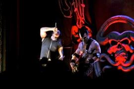 Glenn Danzig and Doyle Wolfgang von Frankenstein