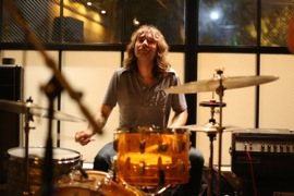 Michael Hutcherson of Josh Berwanger Band