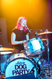 Lucy Giles of Dog Party
