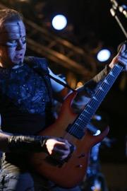Markus Toivonen of Ensiferum