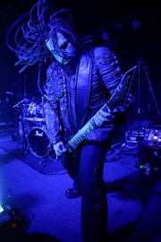 Christos Antoniou of Septicflesh