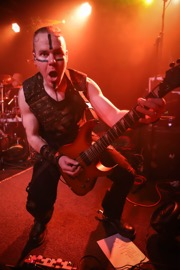 Markus Toivonen of Ensiferum