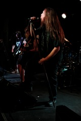 performing with Witchreign