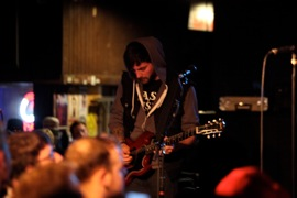 Alex Rosamilia of The Gaslight Anthem