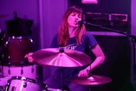 Sara Teasley of The Heavy Figs