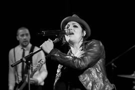 Aimee Allen of The Interrupters