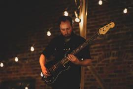 Jason Nash of Jorge Arana Trio