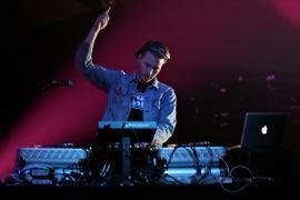 Curt Cameruci is DJ Autobot