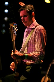 Peter Hughes of The Mountain Goats