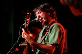 Tim Kasher of Cursive