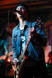 Josh Berwanger of Josh Berwanger Band