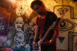 Jorge Arana of Jorge Arana Trio