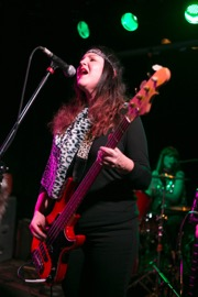Stephanie Williams of The Cave Girls