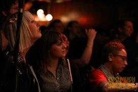 A Rapt Hideout Audience