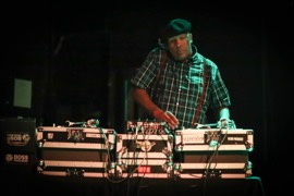 Rico Dejoie is Boss Hooligan Soundsystem