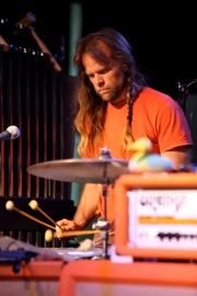 Thor Harris of Swans