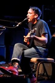 Jamie Stewart of Xiu Xiu