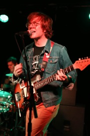 Kyle Gilbride of Swearin'