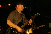 Robert Hingley of The Toasters
