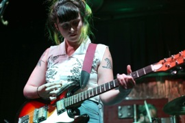 Katie Crutchfield is Waxahatchee