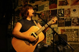Carrie Shepard of The Whiskey Charmers