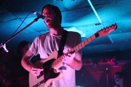 Jack Tatum of Wild Nothing