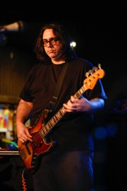 James McNew of Yo La Tengo